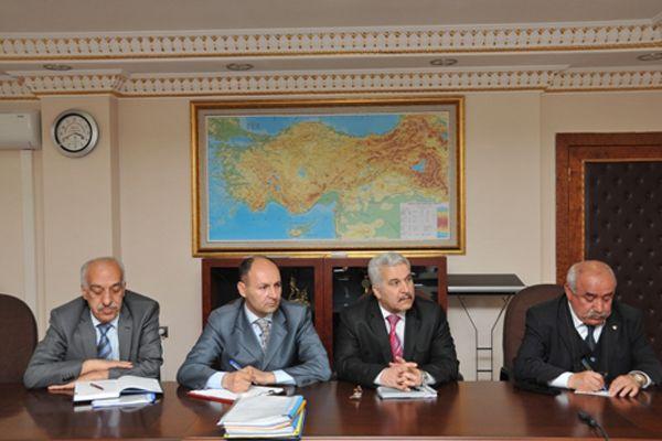 Yönetim Kurulu Toplantısı Yapıldı galerisi resim 4
