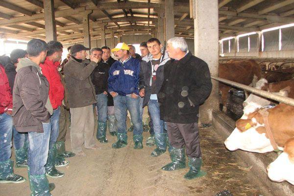 Tuncelili Çiftçiler Amasya'yı Gezdi galerisi resim 1