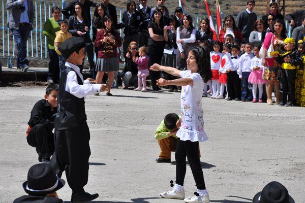Pülümür'de 23 Nisan Kutlamaları galerisi resim 1