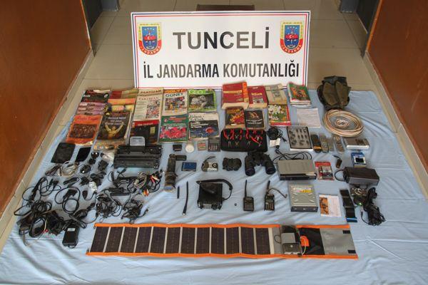 Tunceli'de PKK'ya Operasyon galerisi resim 1