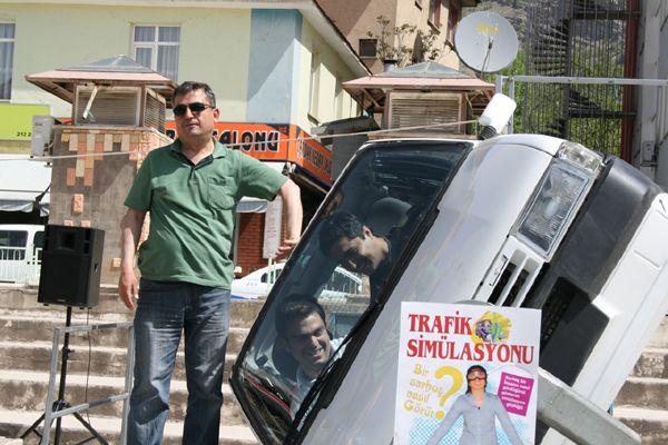 Tunceli'de Trafik Haftası Etkinlikleri galerisi resim 1