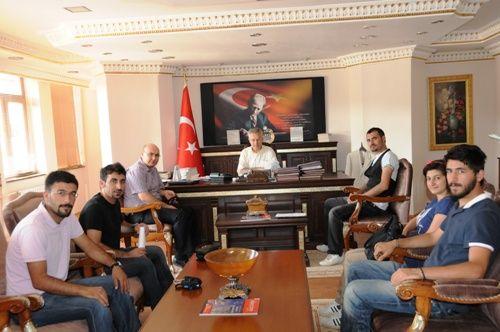 """"""" Tunceli Üniversitesi AKUT Öğrenci Topluluğu"""" Val galerisi resim 1"""
