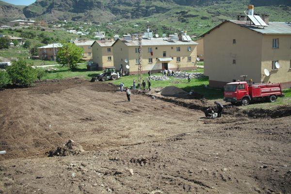 Mazgirt Belediyesi çalışmalarını sürdürüyor galerisi resim 1