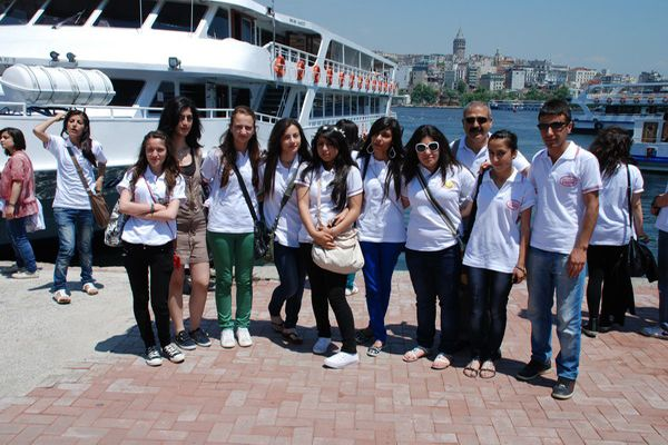 İstanbul gezisine giden öğrenciler döndü galerisi resim 3
