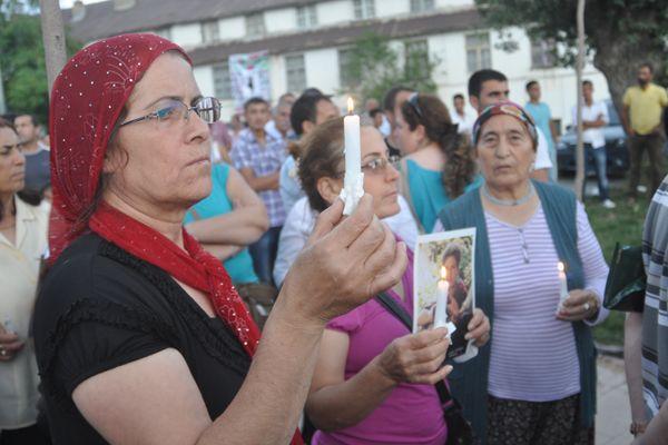 Sivas Katliamında ölenler Tunceli'de anıldı galerisi resim 1