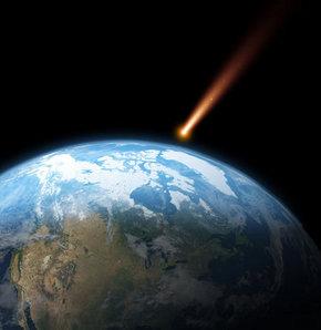 Dinozorları asteroit yok etmiş