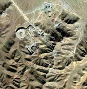 İşte İran'ın gizli nükleer tesisi
