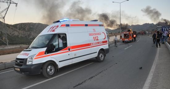 Tunceli'de gözaltı sayısı 7 oldu