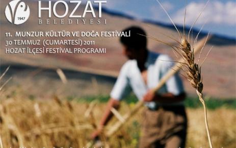 Hozat'ın festival programı belli oldu