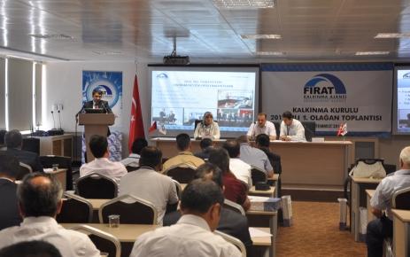 FKA, Yeni Kalkınma Kurulu Başkanını Seçti