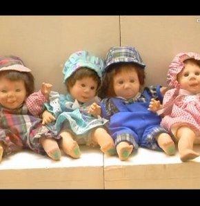 Uluslararası Oyuncak Bebek Müzesi açıldı VİDEO