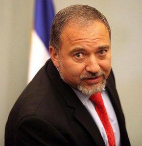 İsrailli bakan Lieberman'a yüklendi