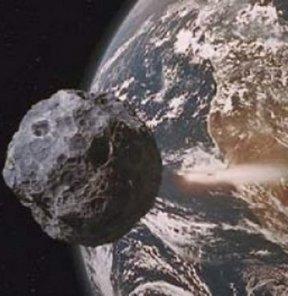 Dünya'nın yörünge komşusu bir gök taşı