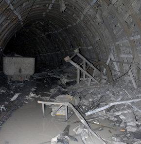 Ukrayna'da grizu patlaması