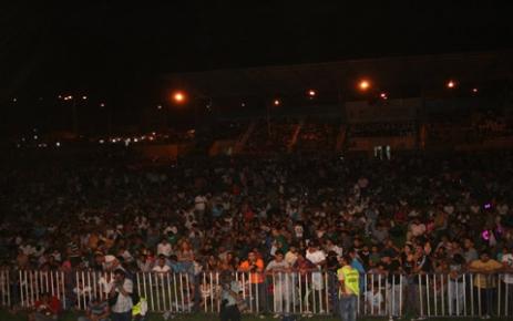 Festival devam ediyor
