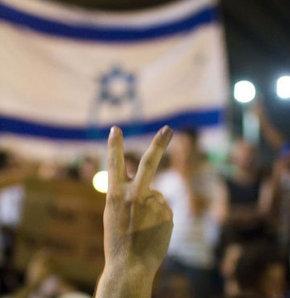 Arap Baharı İsrail'de!