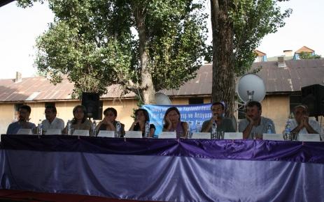 Festival kapsamında Kürt sorunu ve anayasa paneli