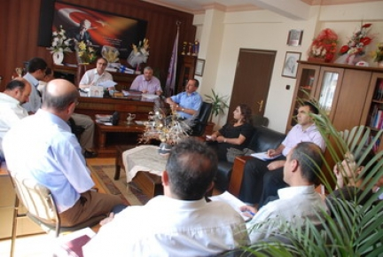 Milli Eğitimde LYS toplantısı