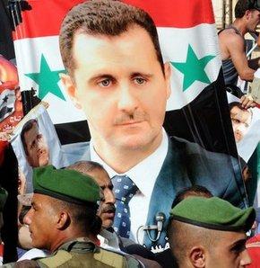 Esad savunma bakanını görevden aldı!