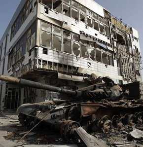 Libya  rejiminden NATO'ya suçlama