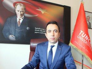 Rektör Prf.Dr.Ubeyde İpek'ten 1 Mayıs mesajı