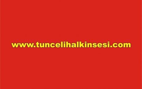 Tunceli'de 1 korucu öldürüldü