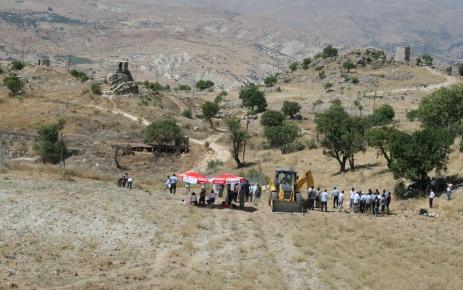 Çemişgezek'te 7 kişiye ait kemikler bulundu