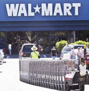 Wal-Mart'tan 38 milyar dolar kâr!