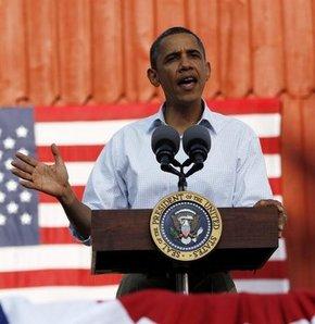 Obama'dan çok özel plan sözü