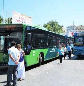 İstanbul'a 250 yeni otobüs geliyor!