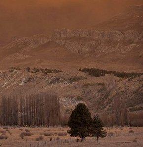 Yanardağ Şili'de patladı
