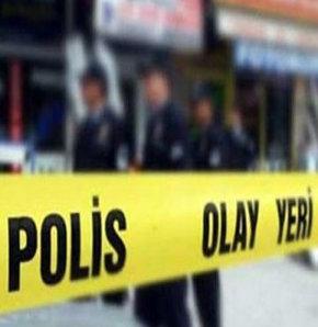 Polis lojmanlarında patlama