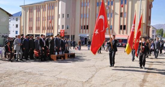 Ovacık'ta 29 Ekim Cumhuriyet Bayramı Kutlamaları