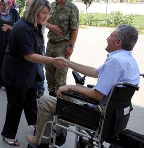 Balyoz tutuklusu komutandan Elazığ'a yardım