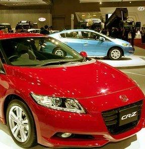 Honda'nın hibrit modeli Türkiye'de!