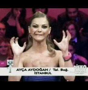 Nez'e popo şoku - VİDEO