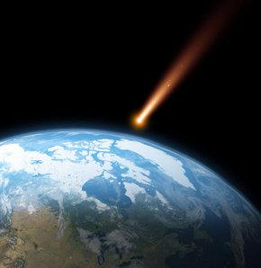 Çin'in kamikaze uydusu Dünya'yı kurtaracak