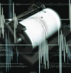 ABD'de bomba etkisi yaratan deprem! VİDEO