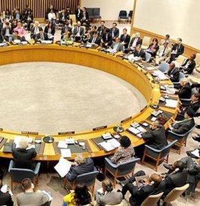 Suriye tasarısı BM'ye sunuldu