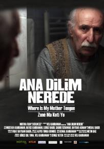 """Anadilim Nerede"" 1001 Belgesel Film Festivalinde"