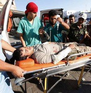 Düşmanların yolu Trablus Hastanesi'nde kesişti