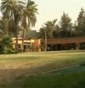 Kaddafi'nin sığınağında hastane bulundu! VİDEO