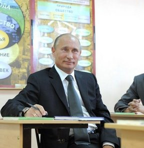Rusya'da yeni zaman!
