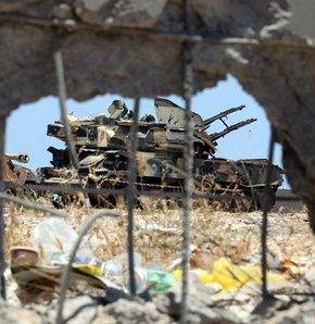 Kaddafi Tunus'u bombaladı