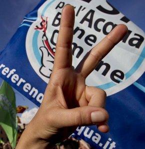 İtalyan halkı nükleere vize vermedi