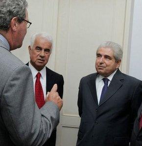 Liderler Lefkoşa'da bir araya geldi