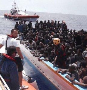 Kaddafi'nin göçmen ordusu