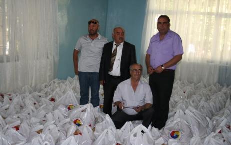 TTSO'dan 760 aileye gıda yardımı