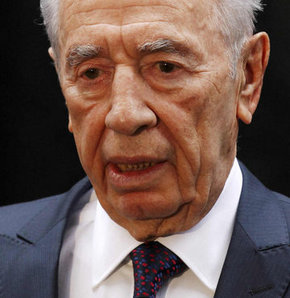 Peres Türkiye'yle İsrail arasında ihtilaf olması için sebep yok! VİDEO