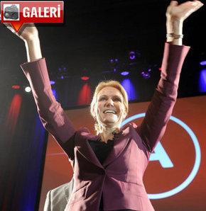 İlk kadın başbakan! GALERİ